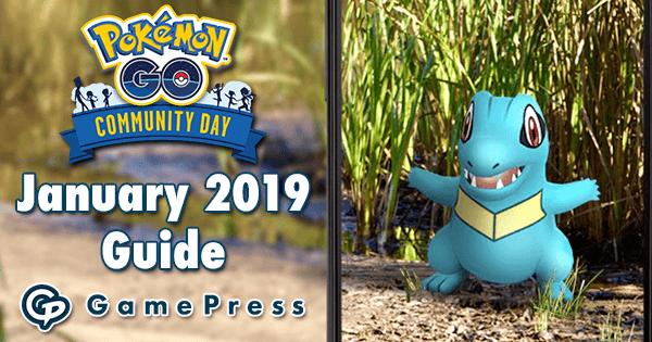 Community Day January 2019 Guide | Pokemon GO Wiki - GamePress