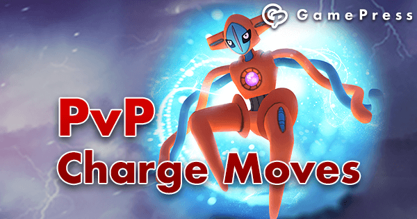 PvE Charge Moves | Pokemon GO Wiki - GamePress