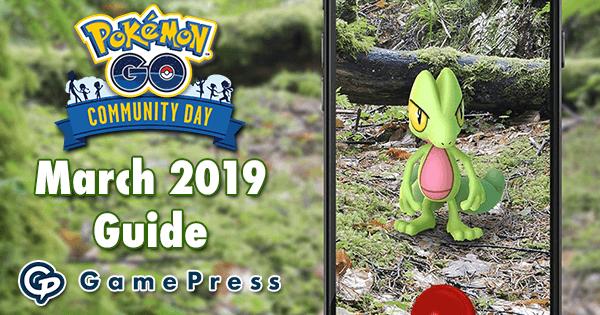 Community Day March 2019 Guide   Pokemon GO Wiki - GamePress
