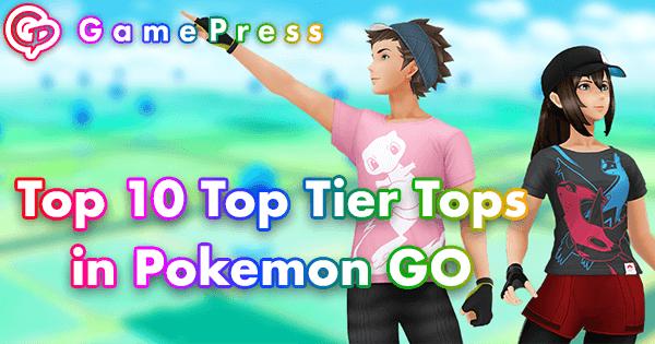 Top 10 Top Tier Tops i...
