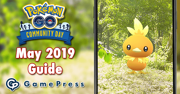 Community Day May 2019 Guide | Pokemon GO Wiki - GamePress