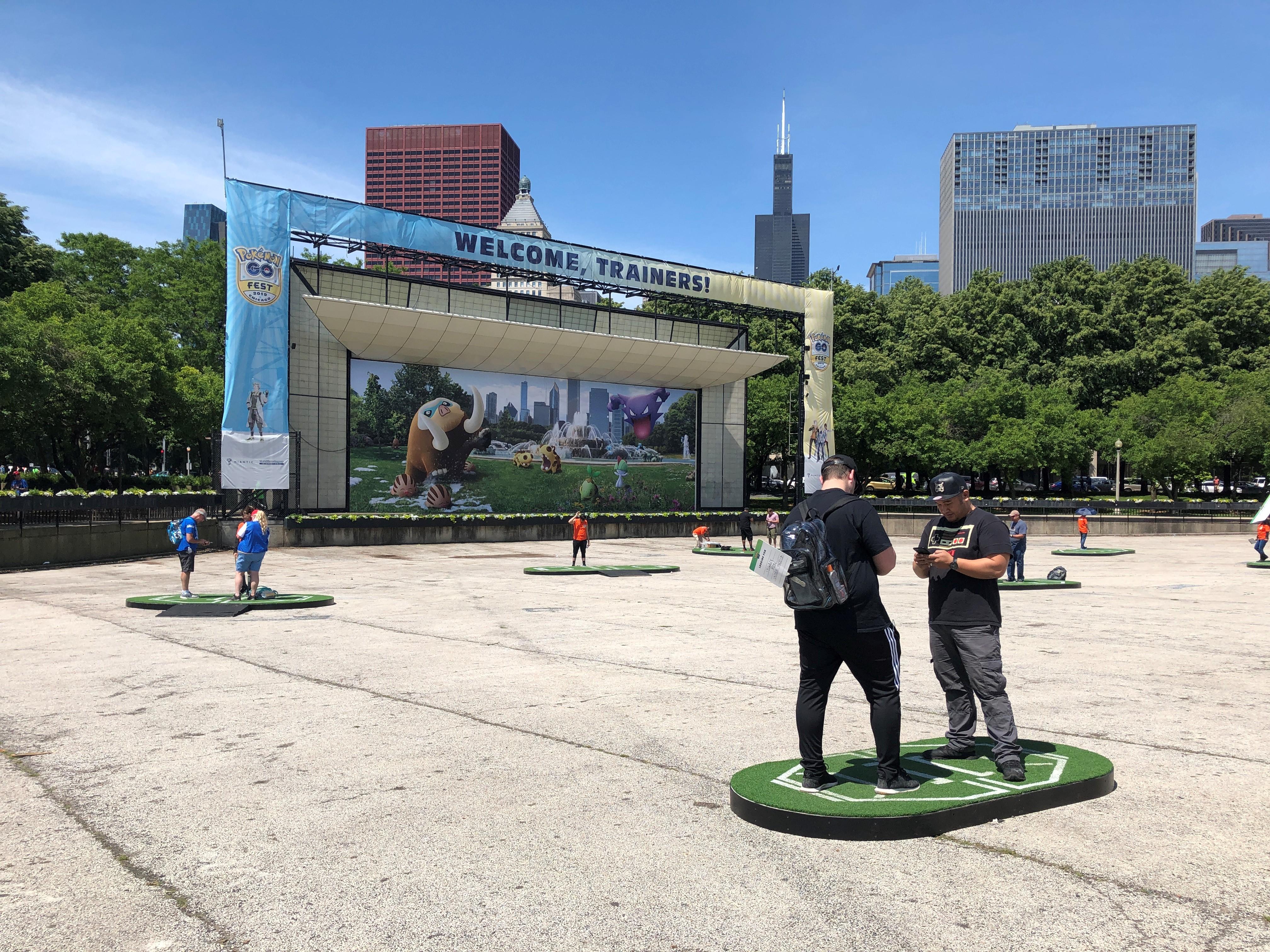 GO Fest Chicago 2019 - A GamePress Experience | Pokemon GO Wiki