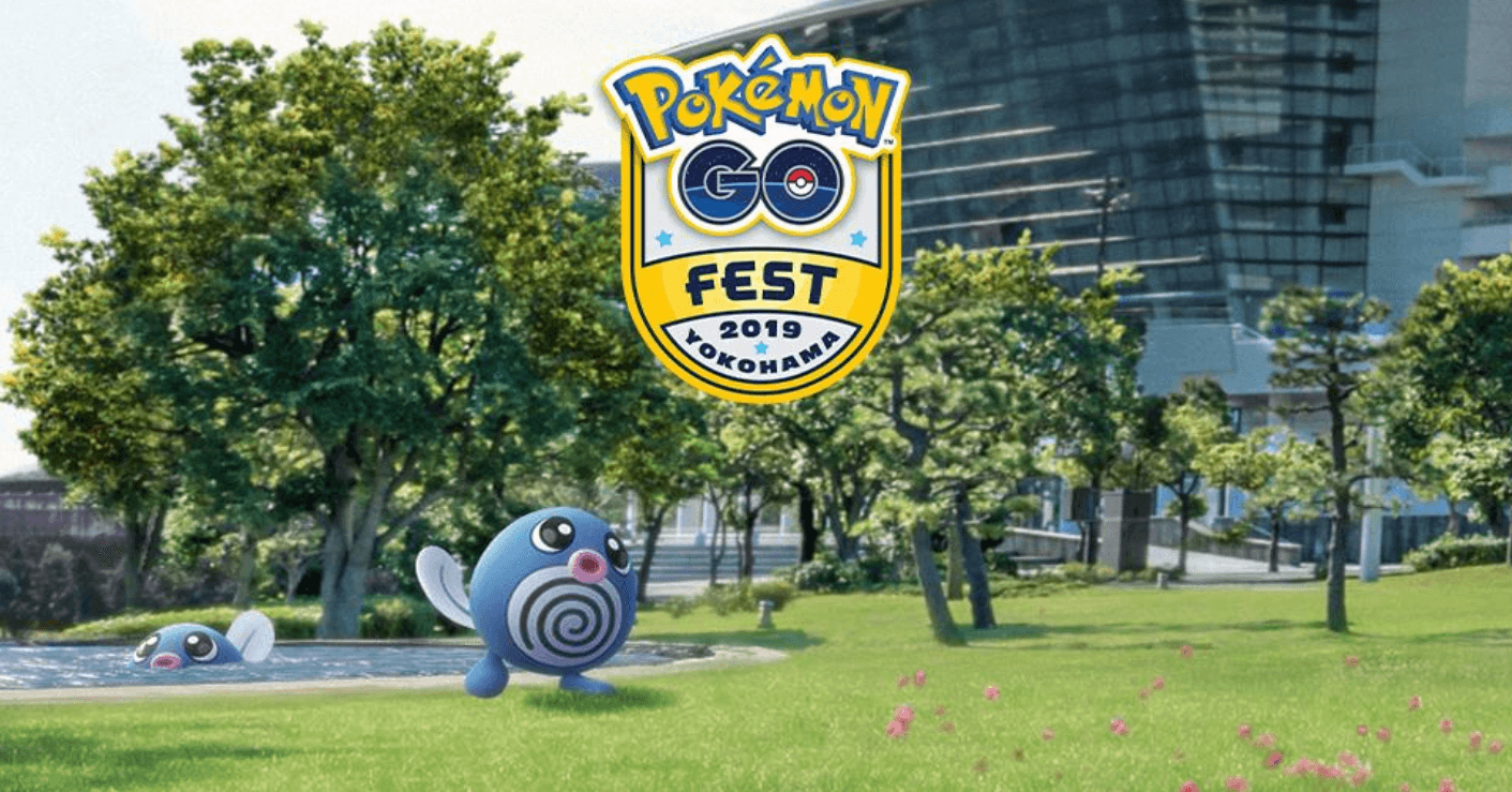 Pokemon GO Fest Yokohama 2019: Shiny Poliwag and All Hat Pikachus