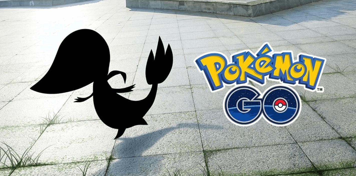 Snivy Silhouette Teased Ahead of Gen 5 Release in Pokemon GO