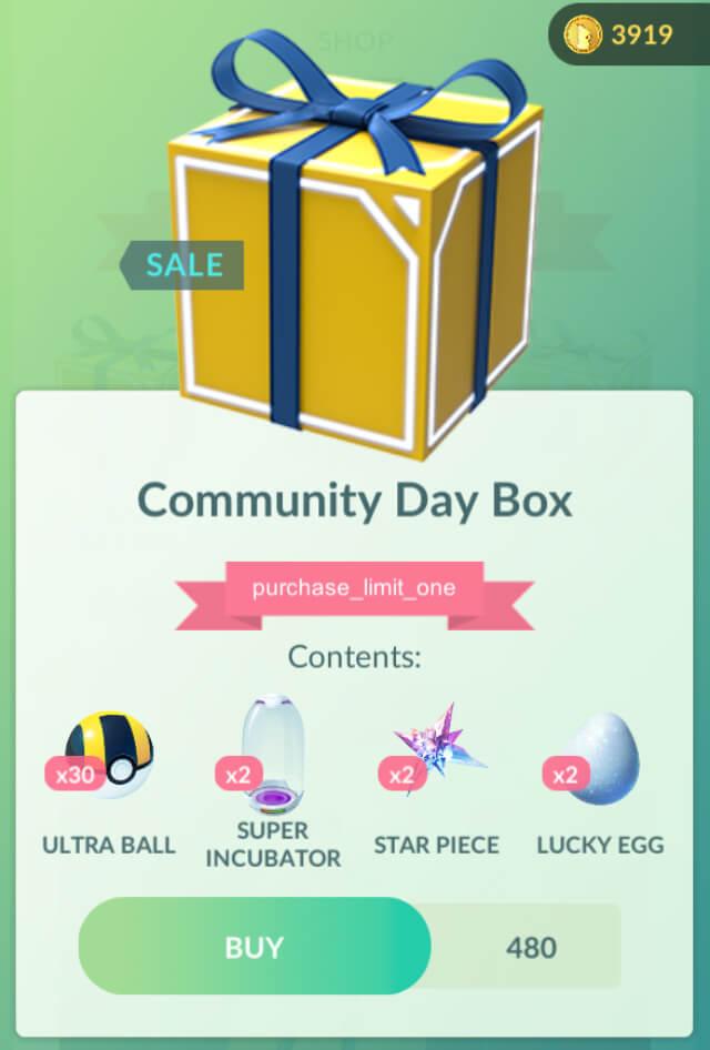 Community Day October 2019 Guide | Pokemon GO Wiki - GamePress