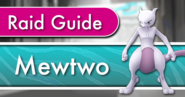 Mewtwo Duo Raid Guide