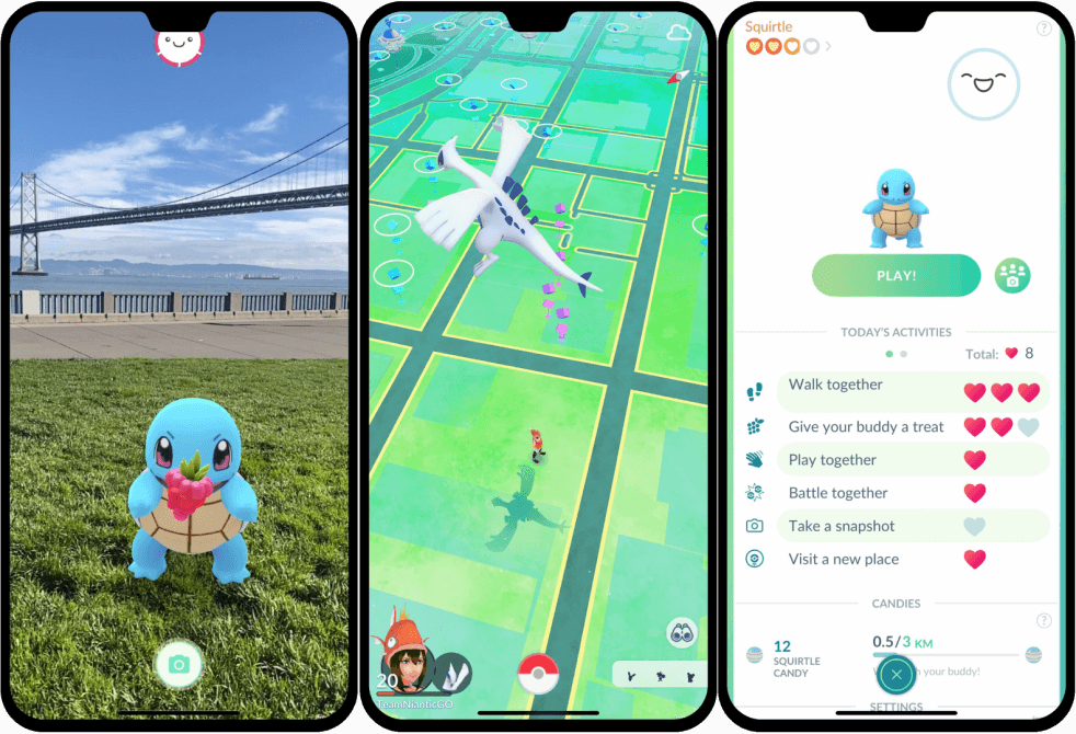 Pokemon GO Buddy Adventure system: Here's how it'll work