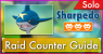 Sharpedo Solo Raid Guide