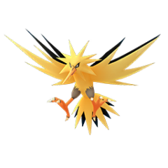Zapdos   Pokemon GO Wiki - GamePress