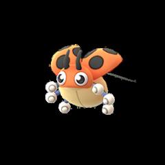 Ledyba Pokemon Go Wiki Gamepress