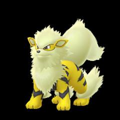 Arcanine   Pokemon GO Wiki - GamePress