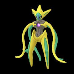 Deoxys (Attack Forme) | Pokemon GO Wiki - GamePress