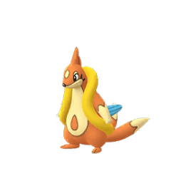 Image result for pokemon go floatzel