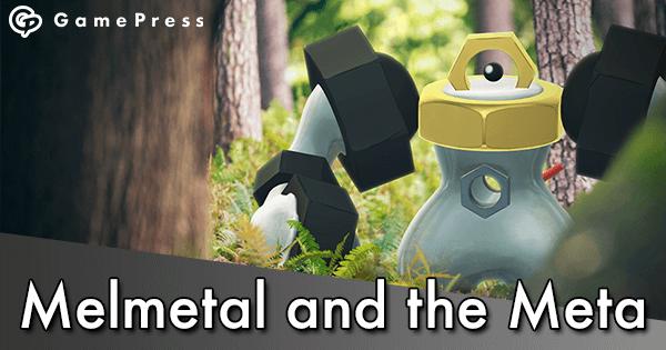 Melmetal and the Meta | Pokemon GO Wiki - GamePress