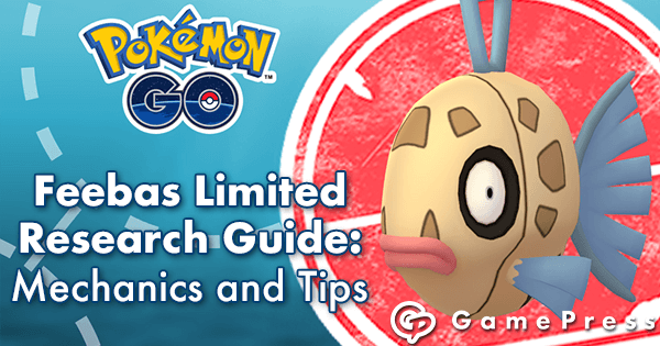 Feebas Limited Research Guide: Mechanics and Tips   Pokemon