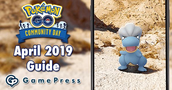Community Day April 2019 Guide | Pokemon GO Wiki - GamePress