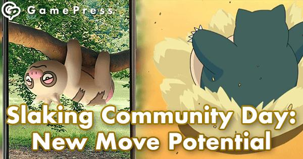 Slaking Community Day: New Move Potential | Pokemon GO Wiki