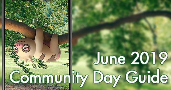Community Day June 2019 Guide | Pokemon GO Wiki - GamePress