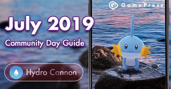 Community Day July 2019 Guide | Pokemon GO Wiki - GamePress