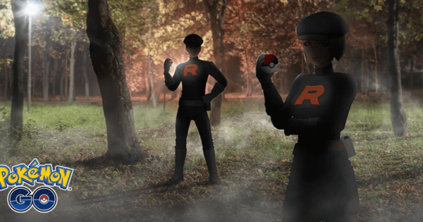 Pokemon Go: Team Go Rocket to thwart trainers and Pokestops