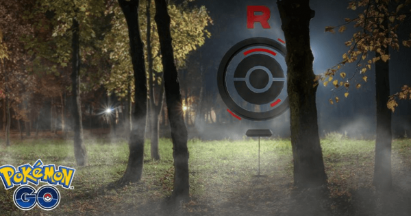 Pokemon GO Team Rocket Invasion