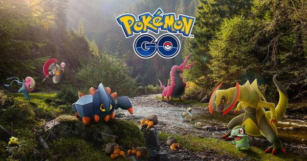 Pokemon Go : New Unova region Pokemon appearing in the Wild, Raid & Eggs