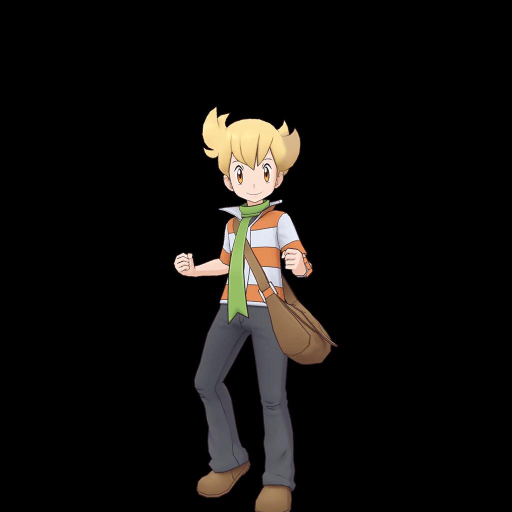 Barry Pokemon