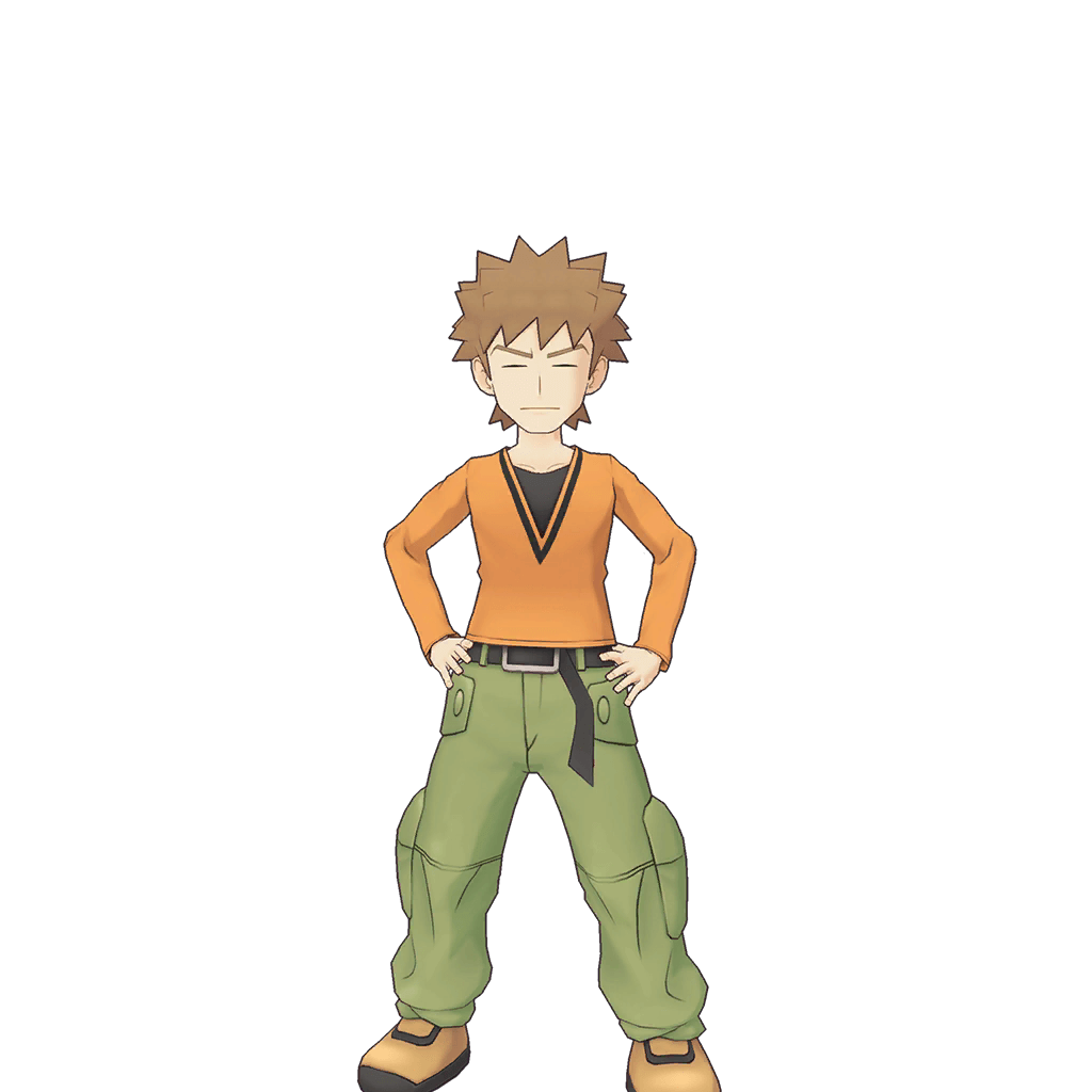 Brock | Pokemon Masters Wiki - GamePress