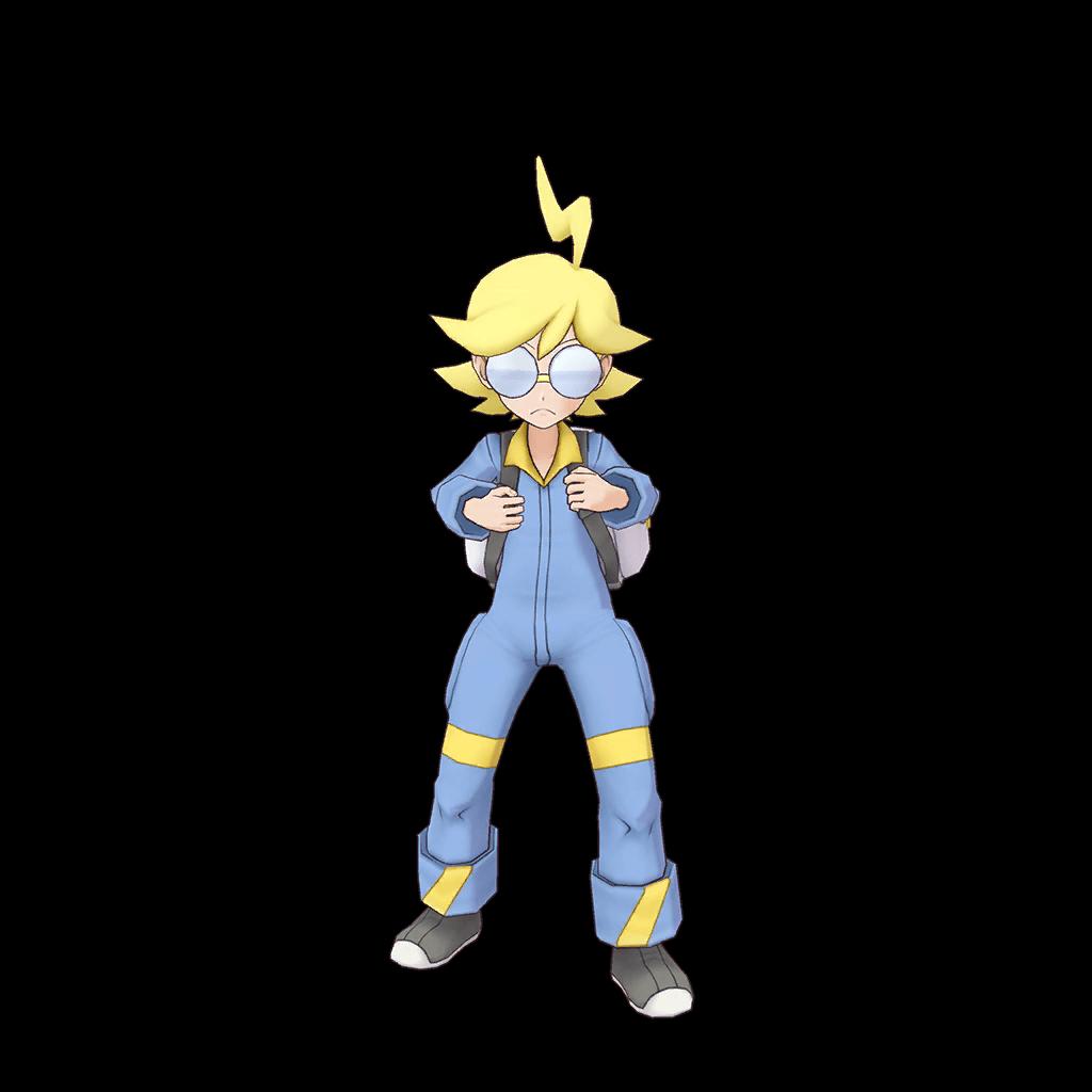 Clemont | Pokemon Masters Wiki - GamePress