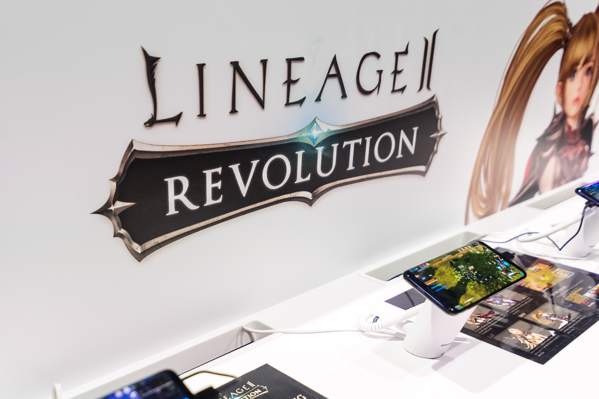 Lineage 2 Revolution, the True Mobile MMORPG - Exclusive