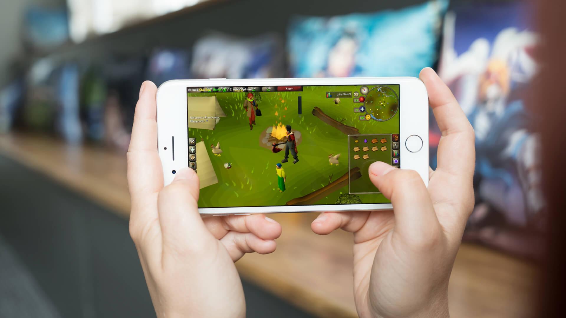 Runescape Goes Mobile! GamePress Interviews JaGeX | GamePress