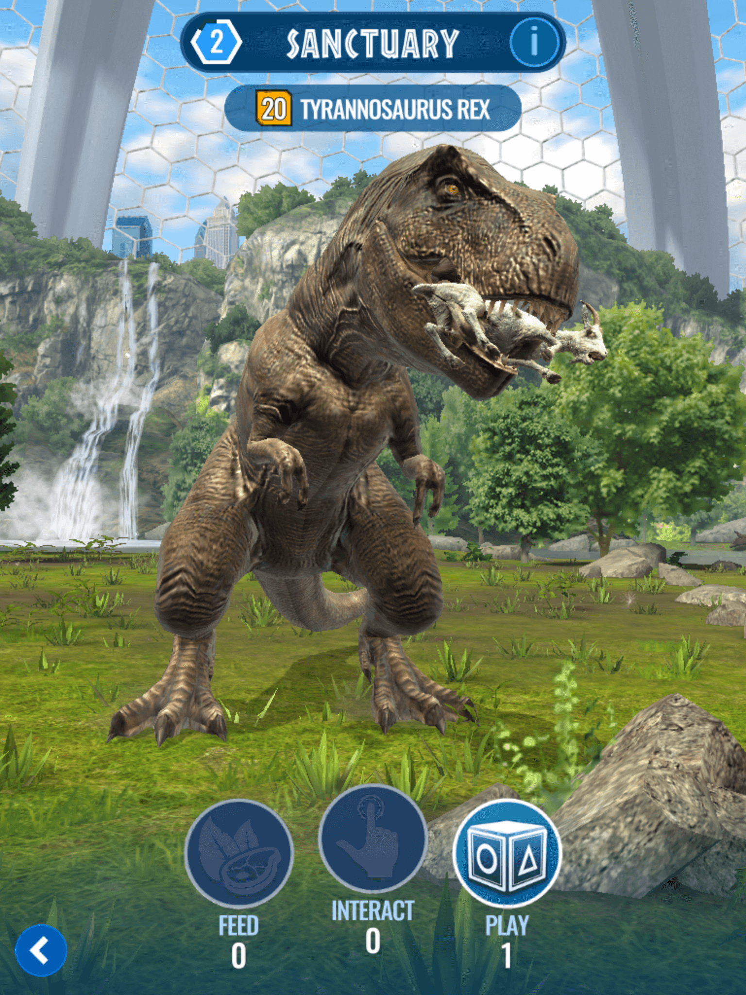 Jurassic World Alive Patch 1 8 IS LIVE | GamePress
