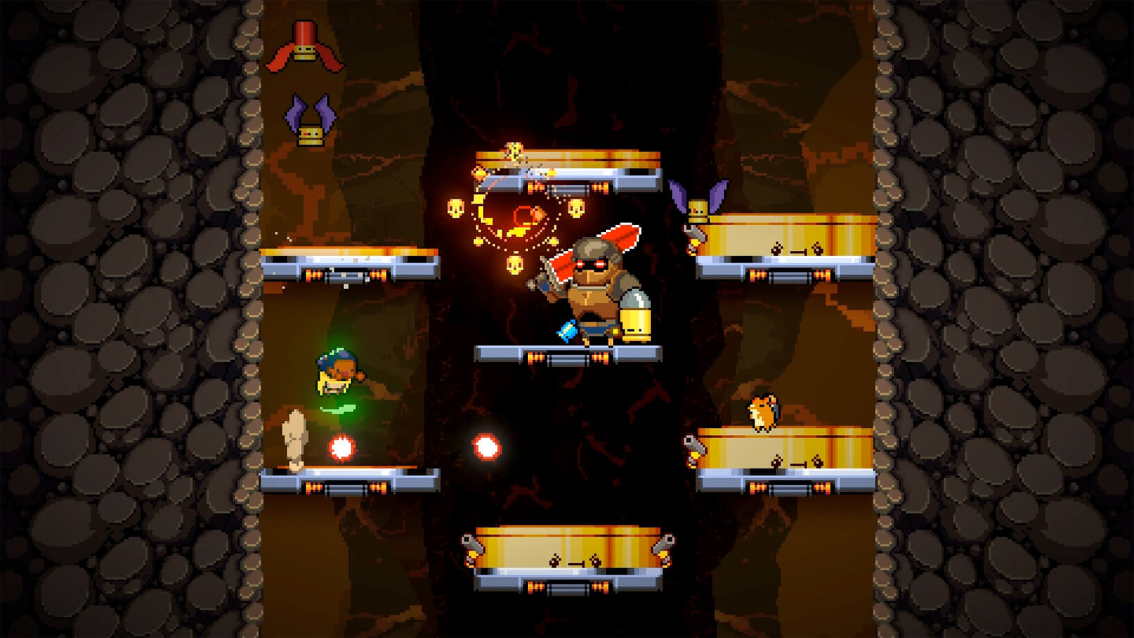 Exit The Gungeon