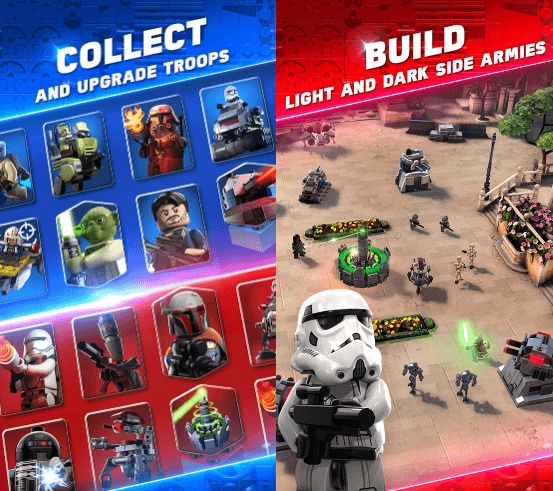 Lego Games 2020.Lego Star Wars Battles Releases 2020 Gamepress