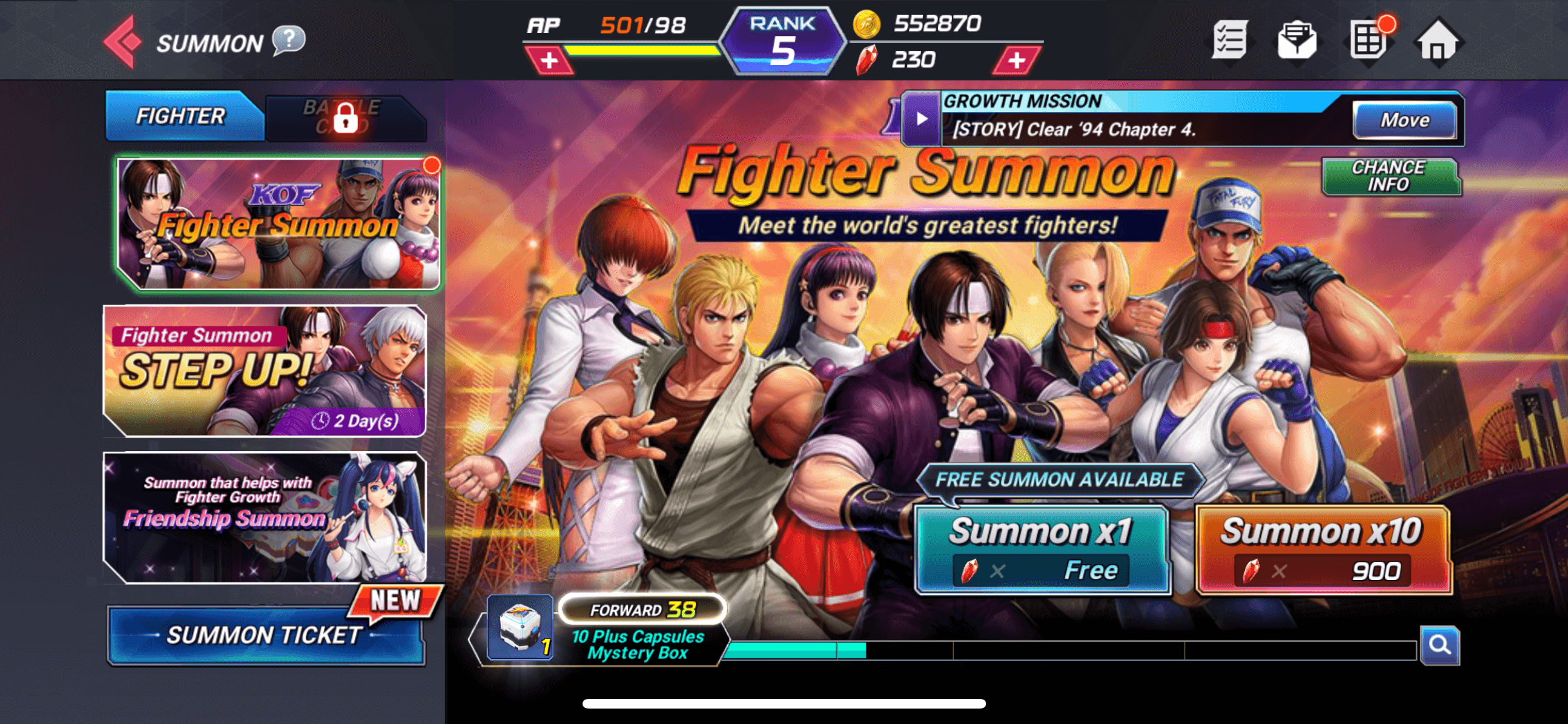 King Of Fighters All Star The King Of Fighters All 2020 09 14