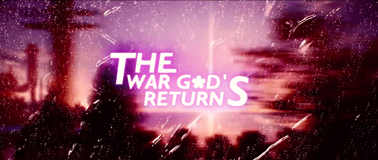 war god's return picture