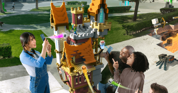 Minecraft Beta Reveals Sneak Peek Behind The Workings of the New Augmented Reality Geolocation Game
