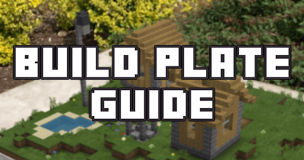 Build Plate Guide Minecraft Earth Wiki Gamepress