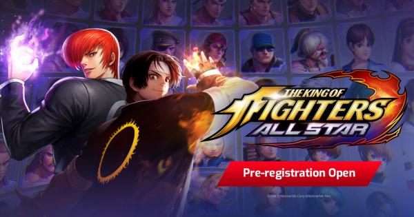 THE KING OF FIGHTERS ALLSTAR is Coming to North America