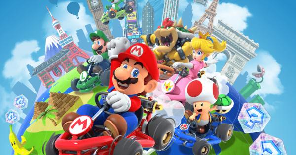 Mario Kart Tour Drivers Karts And Gliders Guide Gamepress