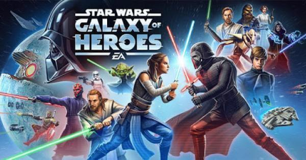 OPINION - The Current State of Star Wars: Galaxy of Heroes | GamePress