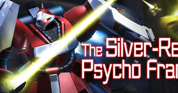 The Silver-Red Psycho Frame banner image