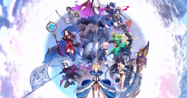 GamePress Awards 2019: Fate/Grand Order