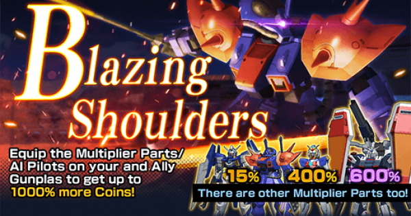 Blazing Shoulders Banner Image
