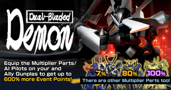 Dual-Bladed Demon Banner Image