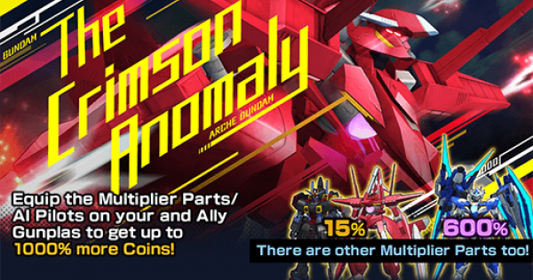The Crimson Anomaly Banner Image