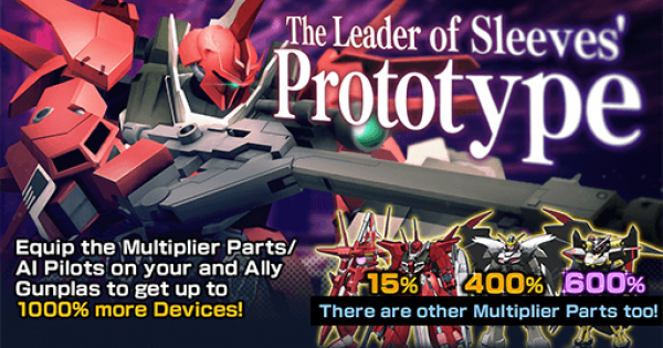 The Leader of the Sleeves' Prototype Banner Image