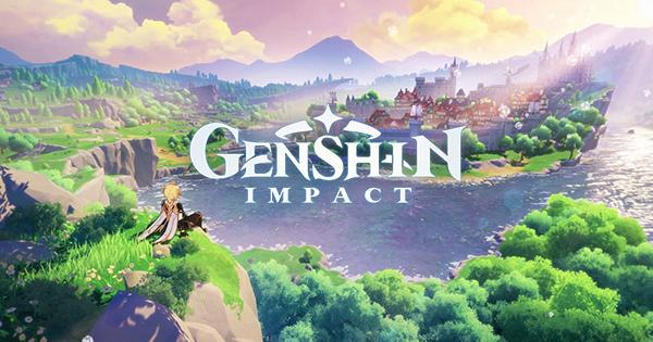 Genshin Project, New Game from the Makers of Honkai Impact ...