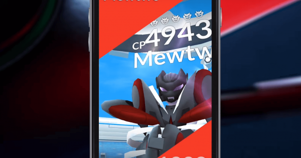 Armored Mewtwo is coming to Pokémon Go starting July 10