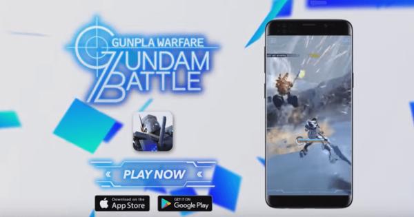 Gundam Battle Gunpla Warfare - Tournaments Live, Surprise